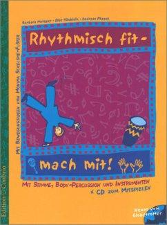 Rhythmisch fit - mach mit!, m. Audio-CD