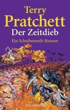 Der Zeitdieb / Scheibenwelt Bd.26 - Pratchett, Terry