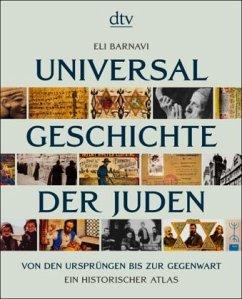 Universalgeschichte der Juden - Barnavi, Eli (Hrsg.)