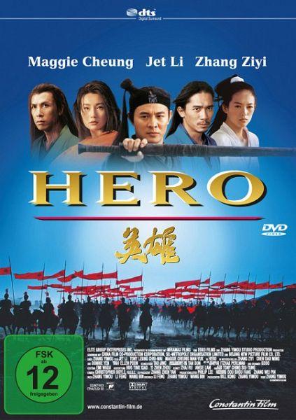 Hero, 1 DVD - Diverse