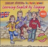 Learning English by Singing. CD