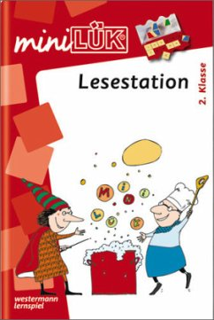 LÜK mini. Lesestation. 2. Klasse