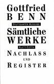 Nachlass und Register / Sämtliche Werke, Stuttgarter Ausg. Bd.7/2, Tl.2