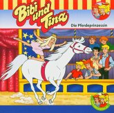 Die Pferdeprinzessin / Bibi & Tina Bd.49 (1 Audio-CD)
