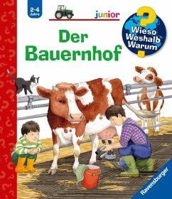 Der Bauernhof / Wieso? Weshalb? Warum? Junior Bd.1 - Reider, Katja