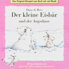 Der kleiner Eisbär und der Angsthase, 1 Audio-CD