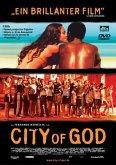 City of God, 2 DVDs