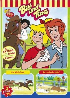 Bibi und Tina - Die Wildpferde / Der verhexte S...