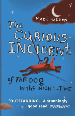 The Curious Incident of the Dog in the Night-Time\Supergute Tage oder Die sonderbare Welt des Christopher Boone, englische Ausgabe - Haddon, Mark