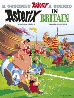 Asterix in Britain - Goscinny, Rene