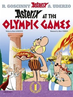 Asterix and the Olympic Games - Goscinny, Rene