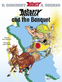 Asterix: Asterix and the Banquet - Goscinny, Rene