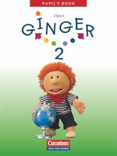 Ginger 2. Schülerbuch. Östliche Bundesländer, B...
