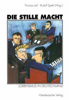 Die stille Macht - Leif, Thomas / Speth, Rudolf (Hgg.)