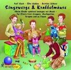 Singzwerge & Krabbelmäuse, 1 Audio-CD