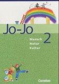 Jo-Jo Mensch - Natur - Kultur - Grundschule Baden-Württemberg. Band 2 - Schülerbuch