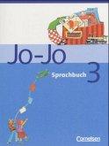 3. Schuljahr, Schülerbuch / Jo-Jo, Sprachbuch, Ausgabe C, Neubearbeitung