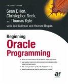 Beginning Oracle Programming