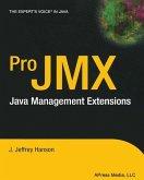 Pro JMX