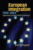 European Integration, 1950-2003