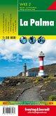 Freytag & Berndt Wander- und Freizeitkarte La Palma