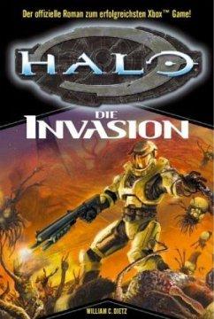 Die Invasion / Halo Bd.2