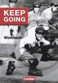 Keep Going A2/B1. Workbook. New edition