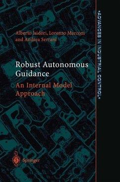 Robust Autonomous Guidance - Isidori, Alberto;Marconi, Lorenzo;Serrani, Andrea