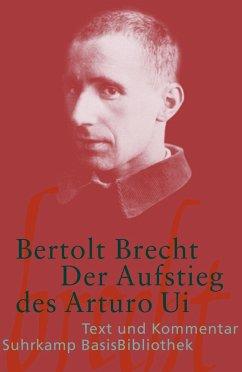 Der Aufstieg des Arturo Ui - Brecht, Bertolt