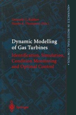Dynamic Modelling of Gas Turbines - Kulikov, Gennady G. / Thompson, Haydn A. (eds.)