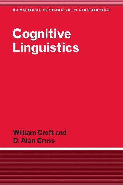 About Cognitive linguistics