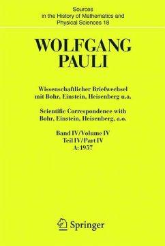 Wissenschaftlicher Briefwechsel mit Bohr, Einstein, Heisenberg u.a. 2 Bände - Pauli, Wolfgang