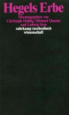 Hegels Erbe - Siep, Ludwig (Hrsg.)