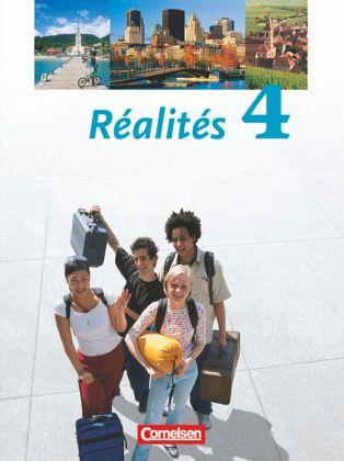 Realites 4. Schülerbuch. Nouvelle Edition Bd.4