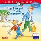 Conni kommt in den Kindergarten / Lesemaus Bd.28