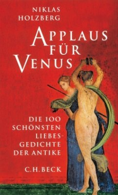 Applaus für Venus - Holzberg, Niklas (Hrsg.)