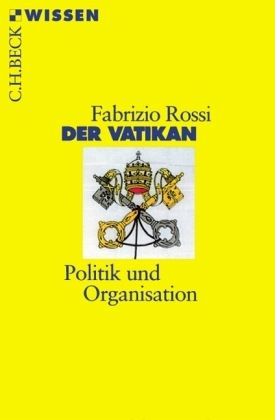 Der Vatikan - Rossi, Fabrizio