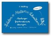Spielen - Malen - Schreiben - Vorlagen. Teil 2