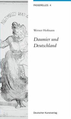 Daumier und Deutschland - Hofmann, Werner