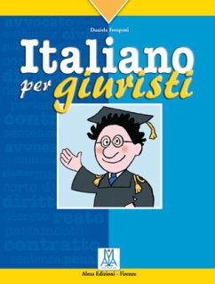 Italiano per giuristi - Forapani, Daniela