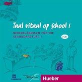 2 Audio-CDs / Taal vitaal op school Bd.1