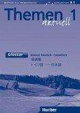 Themen aktuell 1. Glossar Deutsch - Japanisch