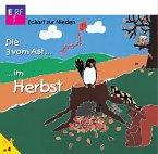 Die 3 vom Ast im Herbst, 1 Audio-CD
