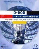 D-Dok, Deutschland-Dokumentation 1945-2004, 1 DVD-ROM