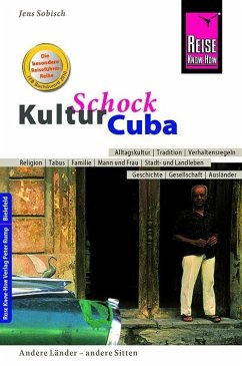 Reise Know-How KulturSchock Cuba - Sobisch, Jens
