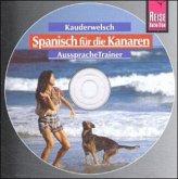 Spanisch für die Kanaren AusspracheTrainer, 1 Audio-CD