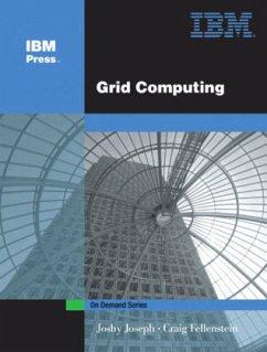 Grid Computing - Joseph, Joshy; Fellenstein, Craig