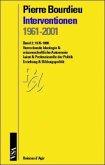 Interventionen 1961 - 2001. Band 3/4