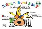 Kräsch! Bum! Bäng!, m. Audio-CD