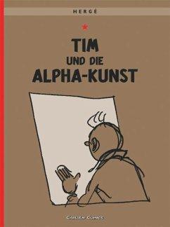 Tim und die Alpha-Kunst / Tim und Struppi Bd.24